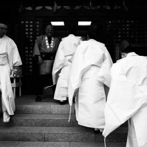 Black and White photos from Japan - Thibaut Goarant